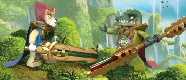 Köpa Lego Chima billigt på nätet