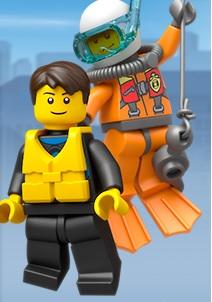 Köpa Lego City billigt på nätet